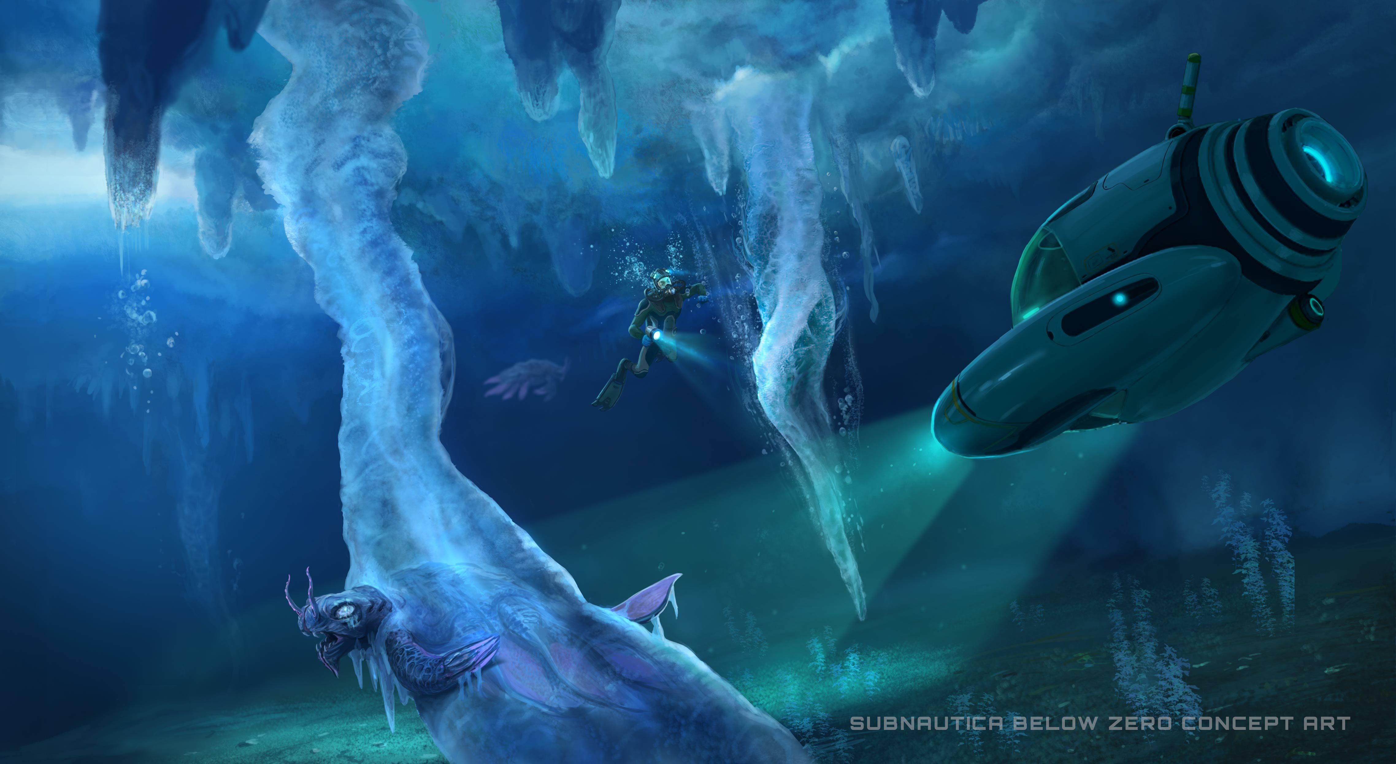 Arctic Brinicles