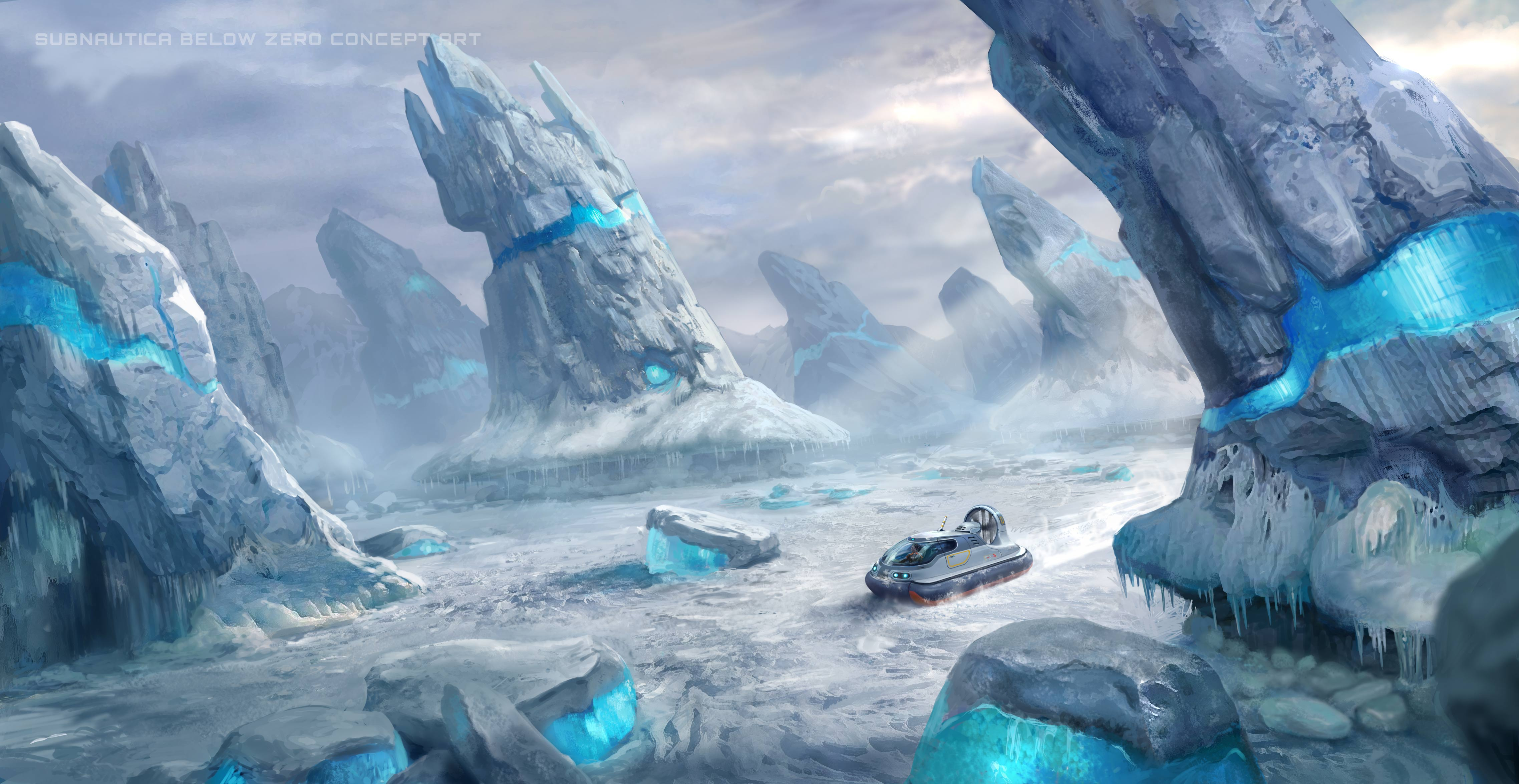 Arctic Spires